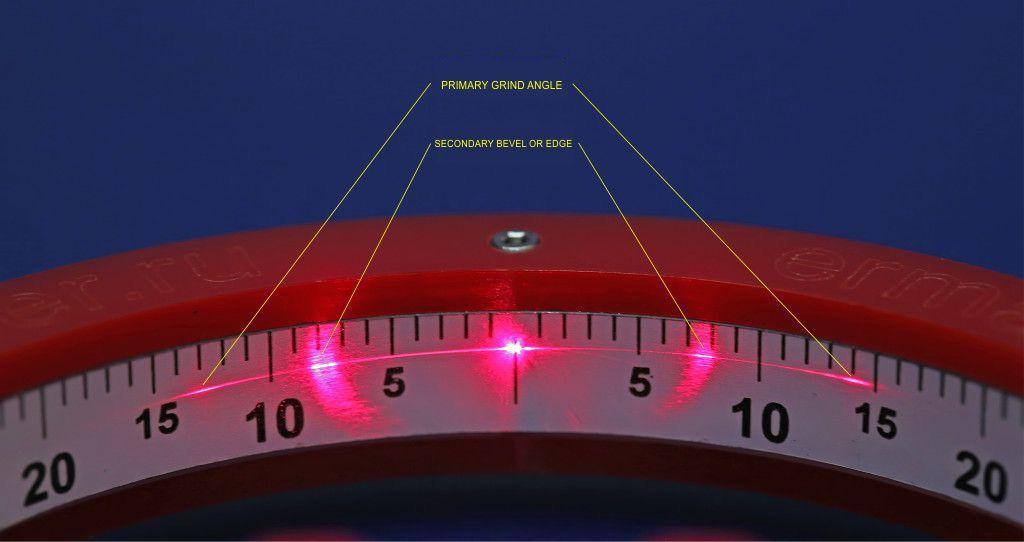 Laser Goniometer Sharpeningtool